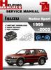 Thumbnail Isuzu Rodeo Sport 1999-2002 Service Repair Manual Download