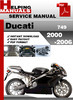 Thumbnail Ducati 749 2000-2006 Service Repair Manual Download