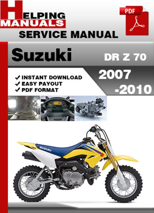 2010 crf250r service manual pdf