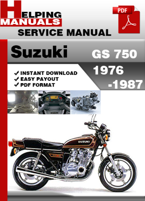 1980 Suzuki Gs750 Service Manual - wiring diagram cycle-work -  cycle-work.siamocampobasso.it | 1980 Suzuki Gs750 Service Manual |  | siamocampobasso.it