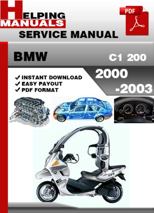 Bmw C1 200 2000