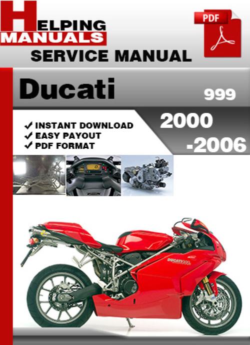 ducati 999 2000 2006 service repair manual download. Black Bedroom Furniture Sets. Home Design Ideas