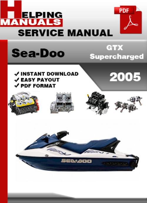 2006 seadoo gtx 4 tec owners manual