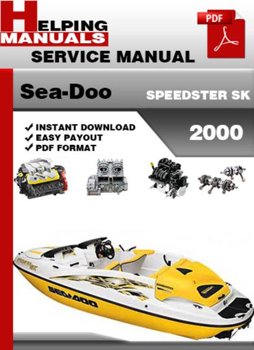 2000 sea doo manual various owner manual guide u2022 rh justk co 1995 Seadoo Speedster Seats Fuse Diagram 1995 Seadoo Speedster