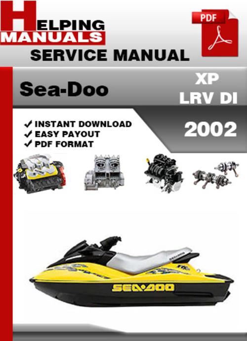 sea manual best service manual download. Black Bedroom Furniture Sets. Home Design Ideas