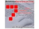 Thumbnail Boletines Electrónicos (Español) + Bonos