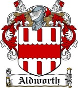 Thumbnail Aldworth Family Crest / Irish Coat of Arms Image Download