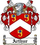 Thumbnail Arthur Family Crest / Irish Coat of Arms Image Download