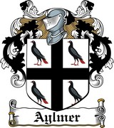 Thumbnail Aylmer Family Crest / Irish Coat of Arms Image Download