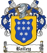 Thumbnail Bailey Family Crest / Irish Coat of Arms Image Download