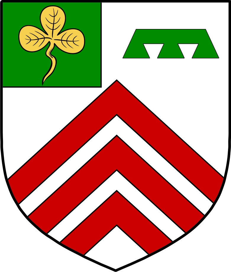 Thumbnail Barrington  Family Crest / Irish Coat of Arms Image Download