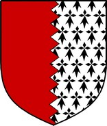 Thumbnail Blanchfield Family Crest / Irish Coat of Arms Image Download