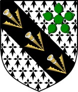Thumbnail Bland Family Crest / Irish Coat of Arms Image Download