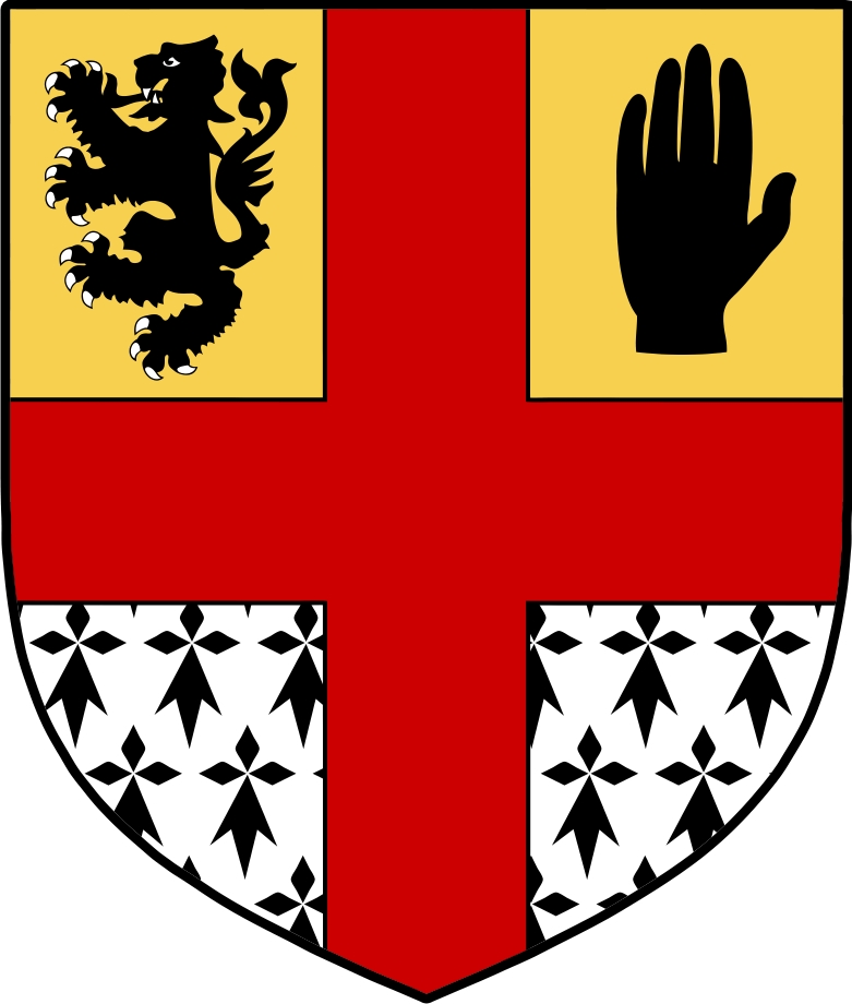 Thumbnail Bourke  Family Crest / Irish Coat of Arms Image Download