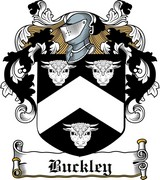 Thumbnail Buckley Family Crest / Irish Coat of Arms Image Download