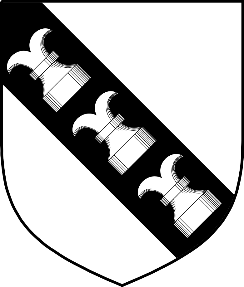 Thumbnail Bunbury Family Crest / Irish Coat of Arms Image Download