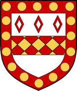Thumbnail Burges Family Crest / Irish Coat of Arms Image Download