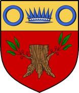 Thumbnail Burroughs Family Crest / Irish Coat of Arms Image Download