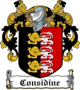 Thumbnail CONSIDINE Family Crest / Irish Coat of Arms Image Download