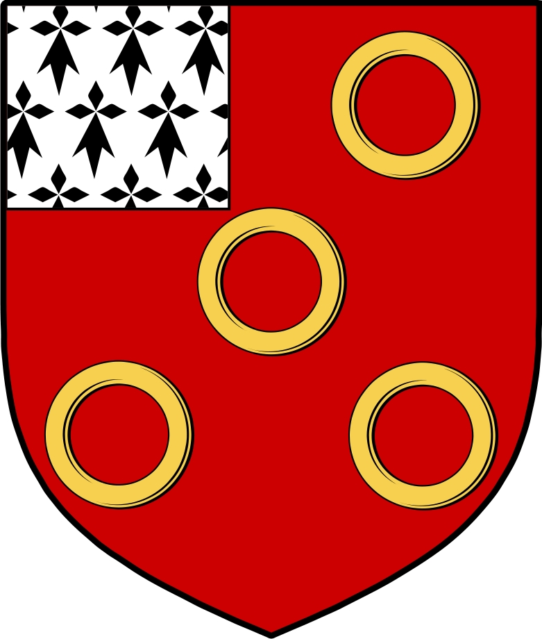 Thumbnail Cantwell Family Crest / Irish Coat of Arms Image Download