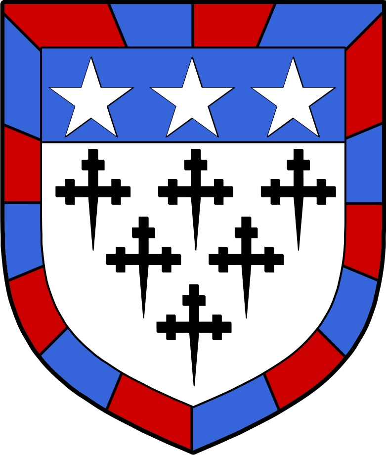 Thumbnail Clinton  Family Crest / Irish Coat of Arms Image Download