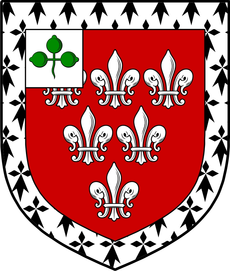 Thumbnail Darley Family Crest / Irish Coat of Arms Image Download