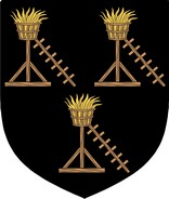 Thumbnail Daunt Family Crest / Irish Coat of Arms Image Download