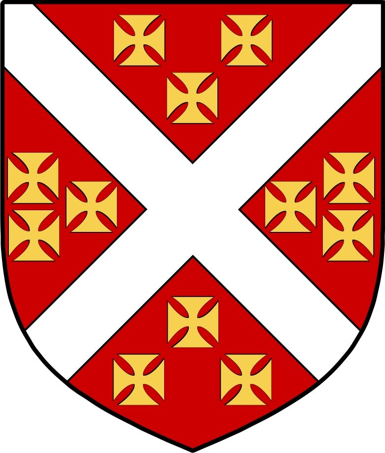 Thumbnail Denny Family Crest / Irish Coat of Arms Image Download