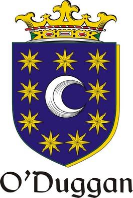 Thumbnail Duggan-O Family Crest / Irish Coat of Arms Image Download