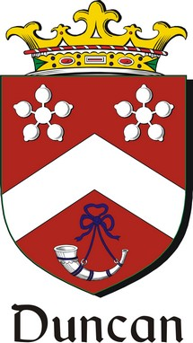 Thumbnail Duncan Family Crest / Irish Coat of Arms Image Download
