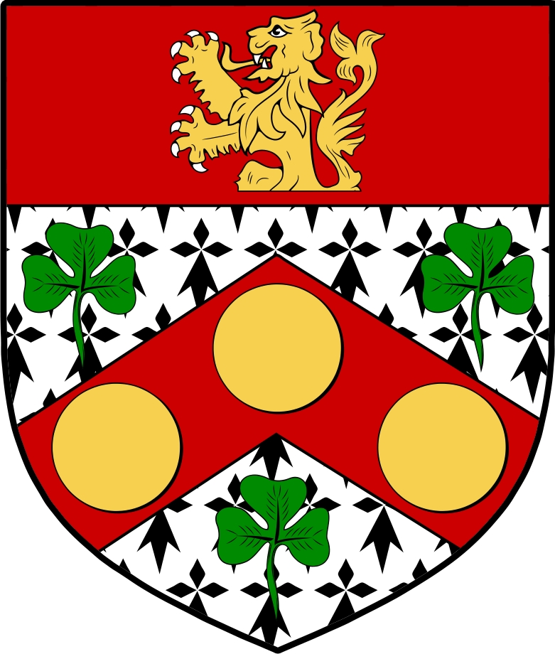 Thumbnail Elwood Family Crest / Irish Coat of Arms Image Download