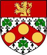 Thumbnail Elwood Family Crest / Irish Coat of Arms Image Download