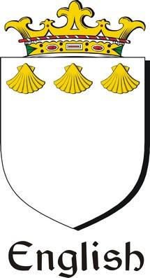 Thumbnail English Family Crest / Irish Coat of Arms Image Download