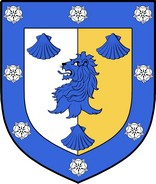Thumbnail Ennis  Family Crest / Irish Coat of Arms Image Download