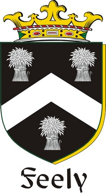 Thumbnail Feely Family Crest / Irish Coat of Arms Image Download