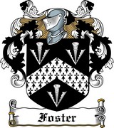 Thumbnail Foster Family Crest / Irish Coat of Arms Image Download