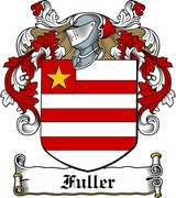 Thumbnail Fuller Family Crest / Irish Coat of Arms Image Download