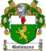 Thumbnail Guinness Family Crest / Irish Coat of Arms Image Download