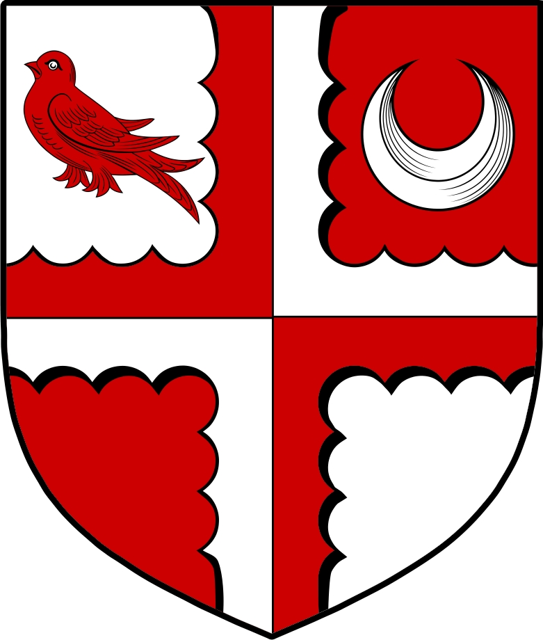 Thumbnail Heydon Family Crest / Irish Coat of Arms Image Download