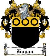 Thumbnail Hogan Family Crest / Irish Coat of Arms Image Download