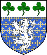 Thumbnail Hutchinson  Family Crest / Irish Coat of Arms Image Download