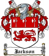 Thumbnail Jackson Family Crest / Irish Coat of Arms Image Download