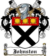 Thumbnail Johnston Family Crest / Irish Coat of Arms Image Download
