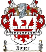 Thumbnail Joyce Family Crest / Irish Coat of Arms Image Download
