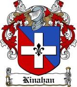 Thumbnail Kinahan Family Crest / Irish Coat of Arms Image Download