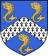 Thumbnail Kingdon Family Crest / Irish Coat of Arms Image Download