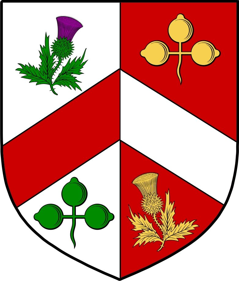 Thumbnail Kingston  Family Crest / Irish Coat of Arms Image Download