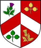 Thumbnail Kingston  Family Crest / Irish Coat of Arms Image Download