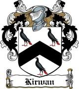 Thumbnail Kirwan Family Crest / Irish Coat of Arms Image Download