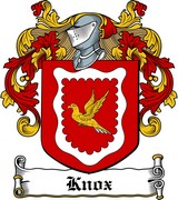 Thumbnail Knox Family Crest / Irish Coat of Arms Image Download